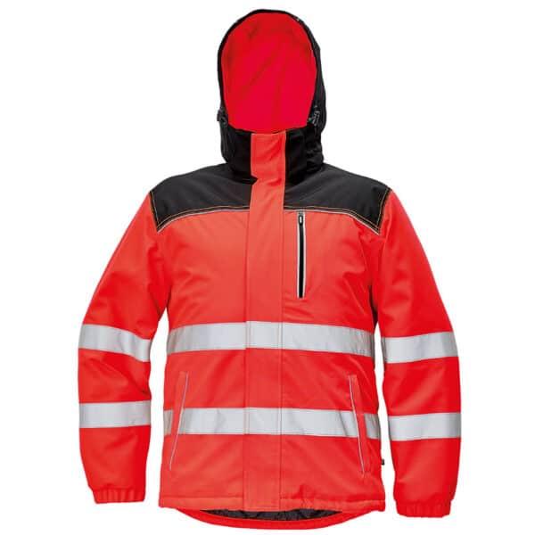 Knoxfield HV zimska jakna crvena