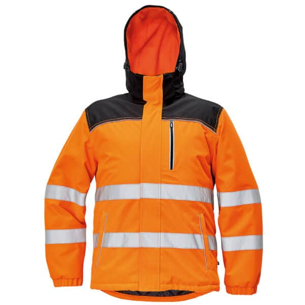 Knoxfield HV zimska jakna narandžasta