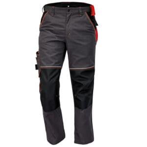 knoxfield pantalone crno crvene