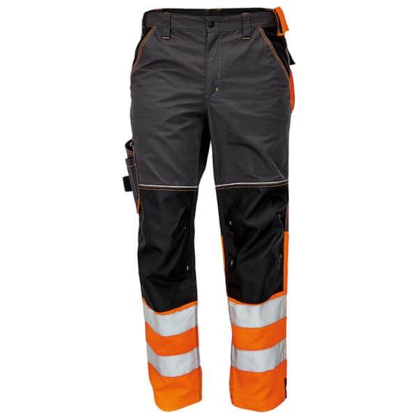 Knoxfield Reflex HV pantalone narandžaste