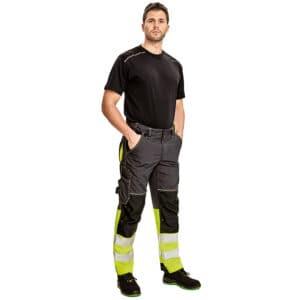 Knoxfield Reflex HV pantalone žute