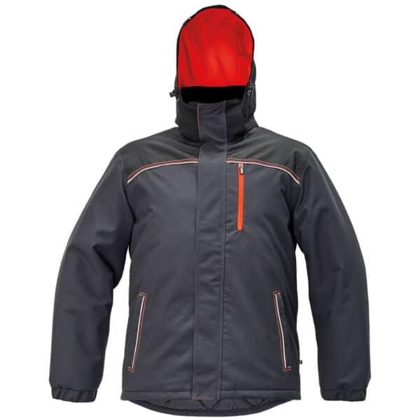 Knoxfield zimska jakna crvena