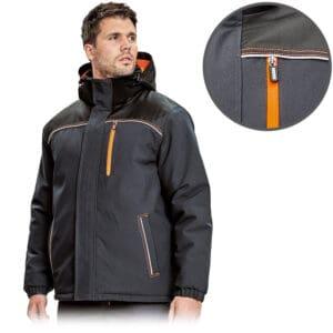 Knoxfield zimska jakna narandžasta
