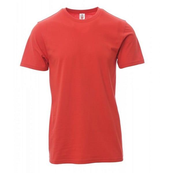 print majica crvena