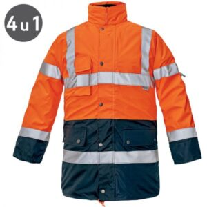 Biroad 4 u 1 zimska jakna