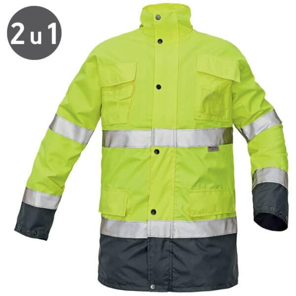 malabar zimska HV jakna