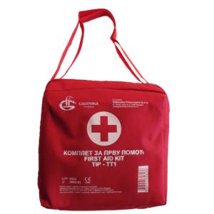 Prenosiva sanitetska torba TT1
