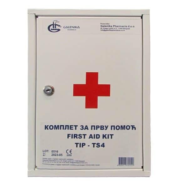 ormarić za prvu pomoć TS4