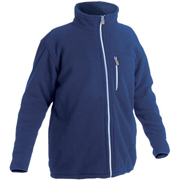 Karela flis jakna