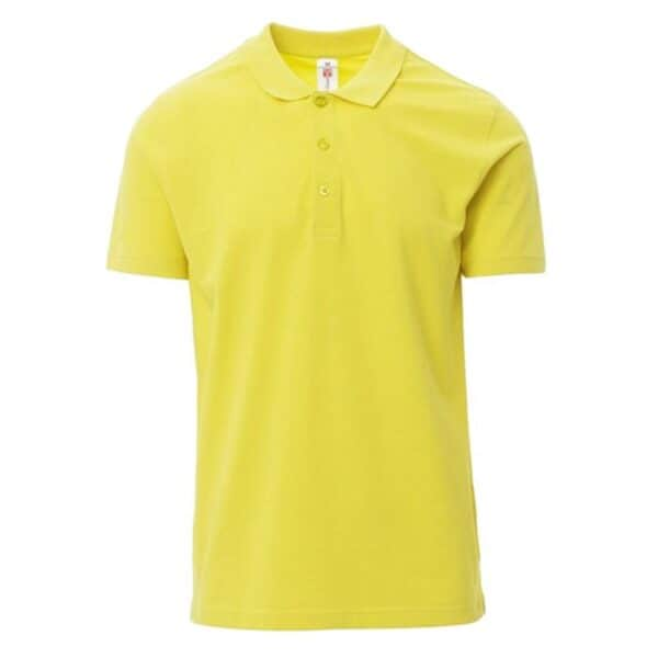 Rome polo majica žuta